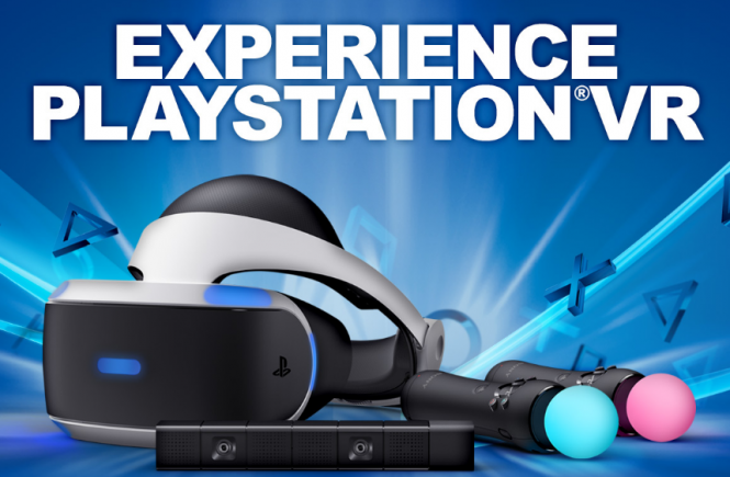 Sony Virtual Reality Tour in Piazza Center